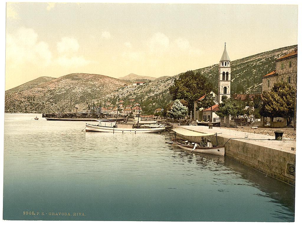 Gruž (Gravosa), Dubrovnik, Dalmacija