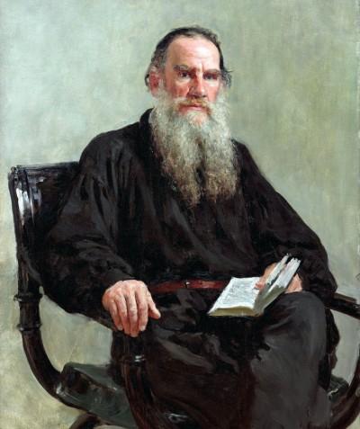 Portret Lava Nikolajeviča Tolstoja