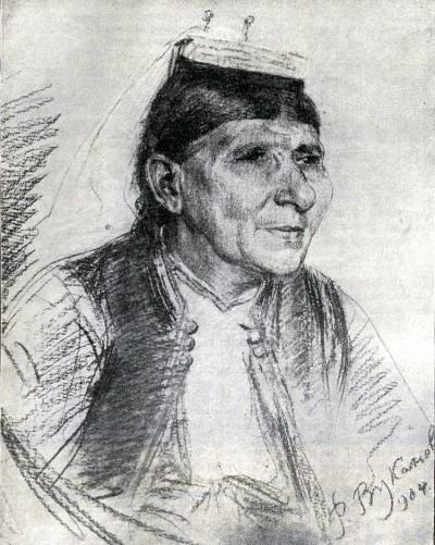 Moja mati - Rista Vukanović (1904)