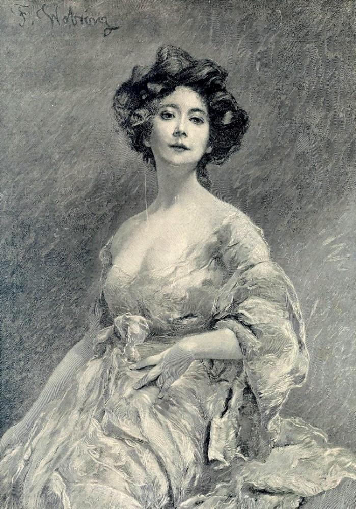 Koketa - Franz Wobring (1911)