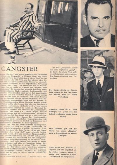 Gangsteri: Al Kapone, Džon Dilindžer, Džek Dajamond i Frenk Marlo