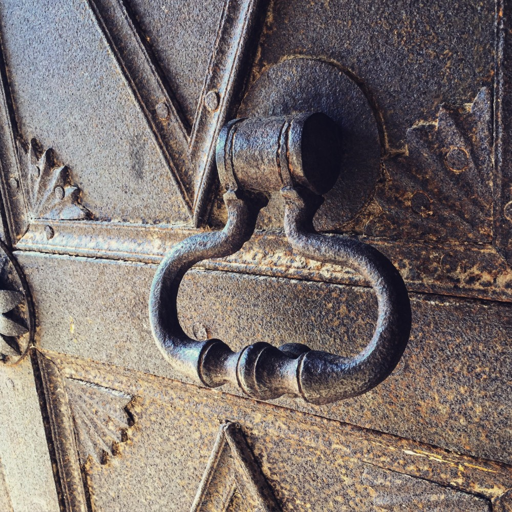 Detalj sa kapije manastira Hilandar