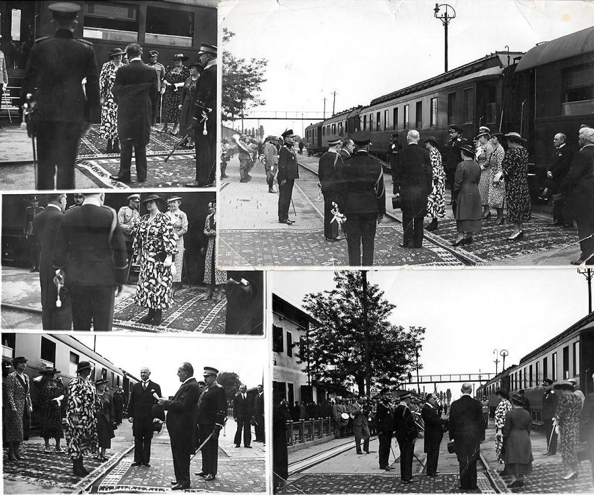 Fotografije Kraljice Marije Karađorđević (1939-1940)