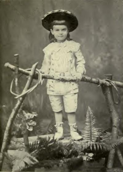 Princ Aleksandar Obrenović u dobi od 6 godina 1882. god.