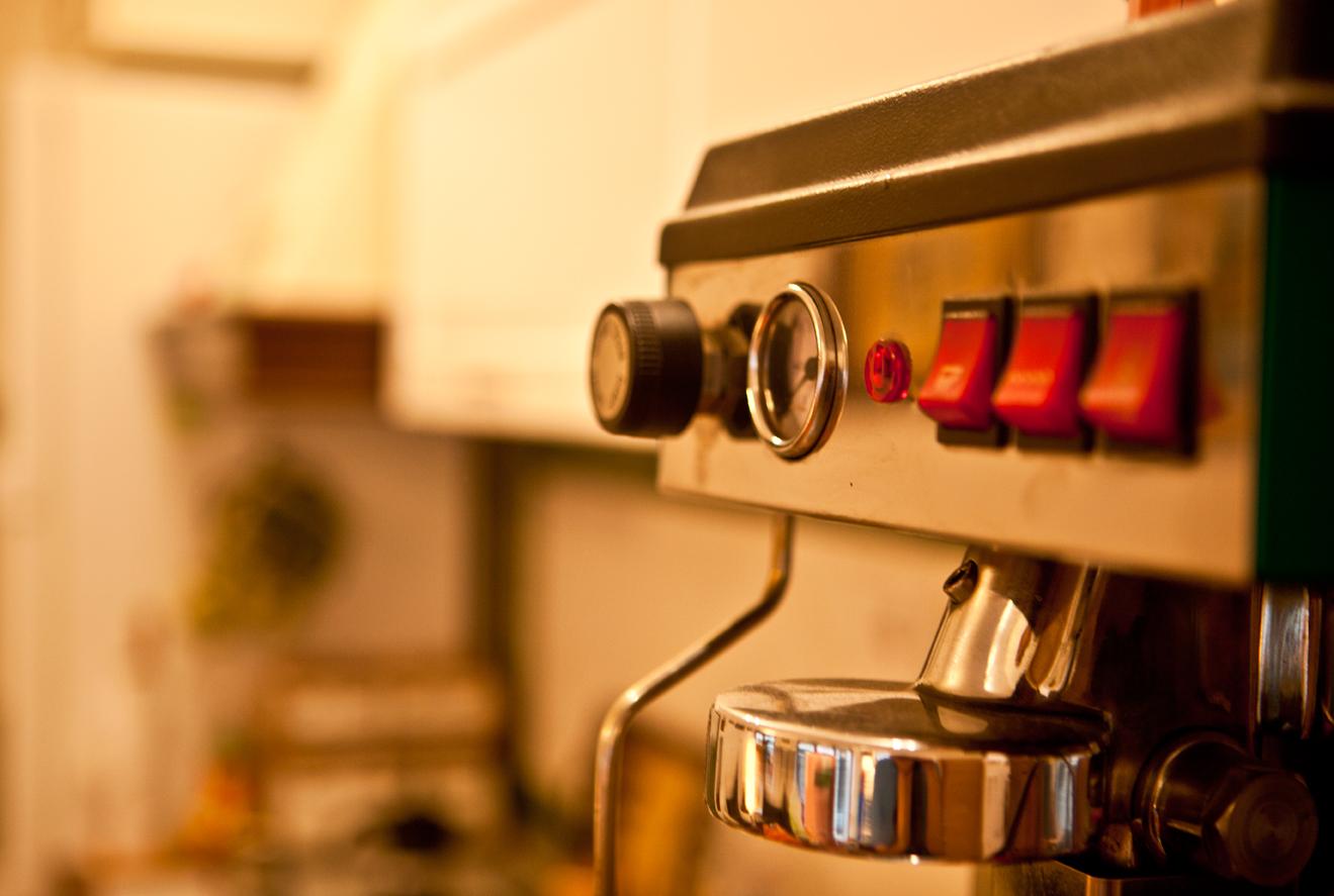 Aparat za kafu Grimac
