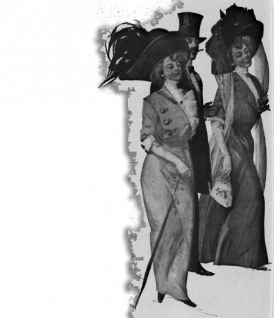 Becka moda pocetkom 20. veka (2)