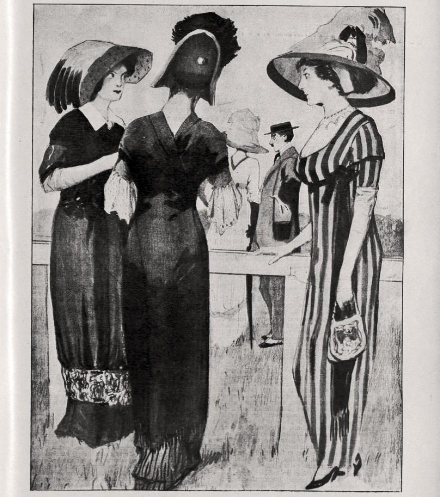 Becka moda pocetkom 20. veka