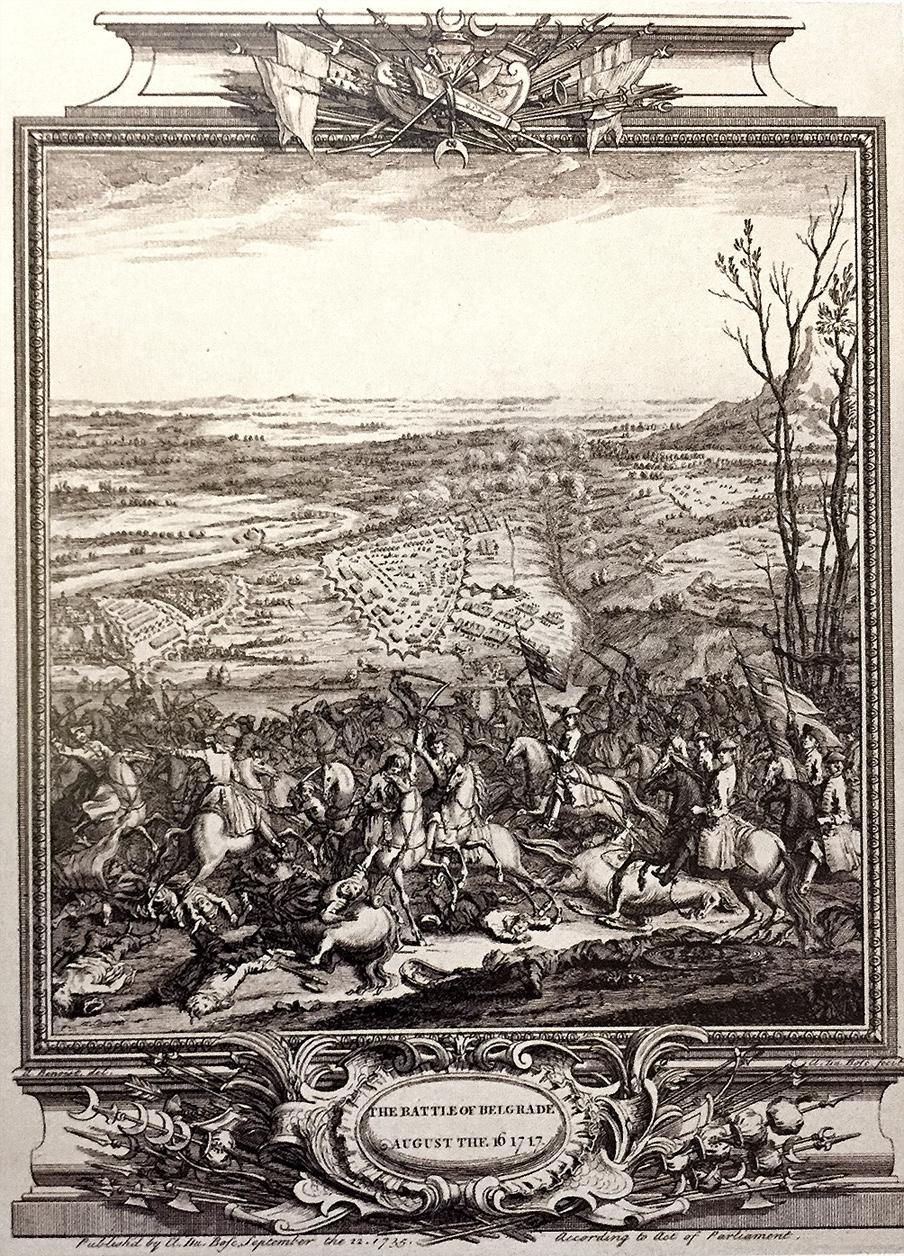 Bitka za Beograd 1717. godine