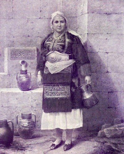 Žena iz Bitolja - St. Todorović (1900)