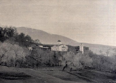 Manastir Bukovo kod Bitolja oko 1900.