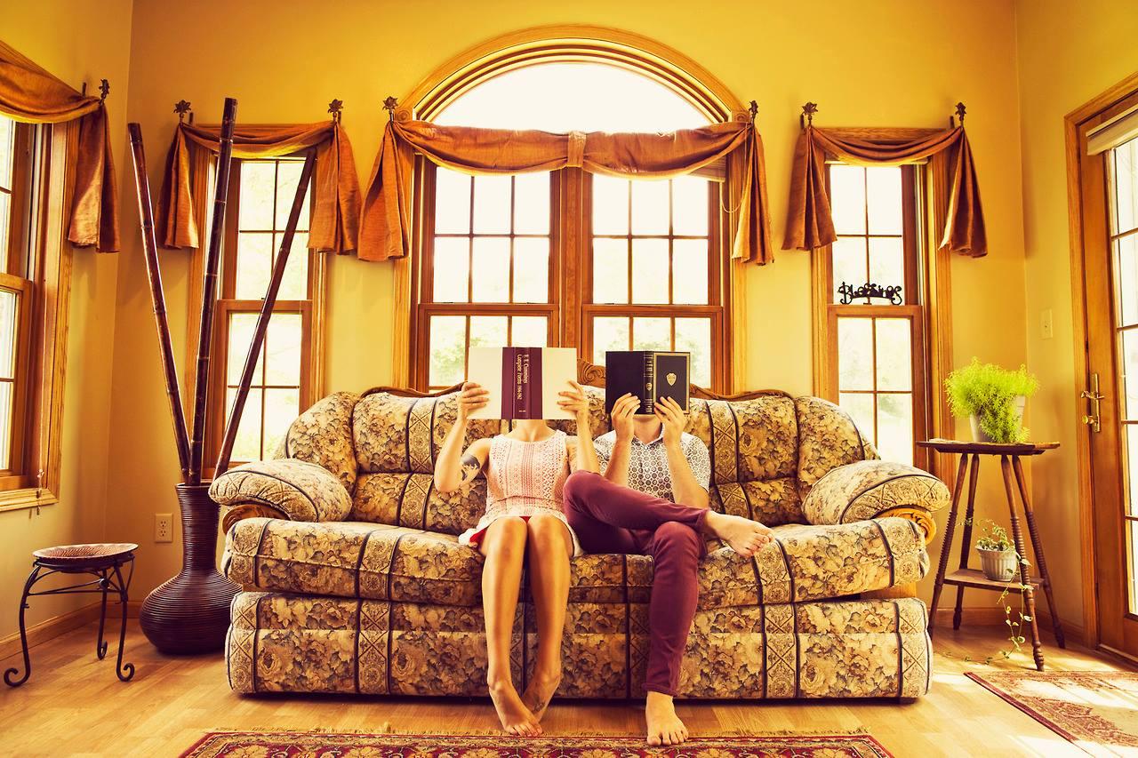 Čitam Čitaš : Čitanje knjiga u paru