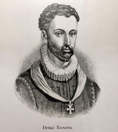 Dinko Ranjina (1536-1607), pesnik i dubrovački plemić