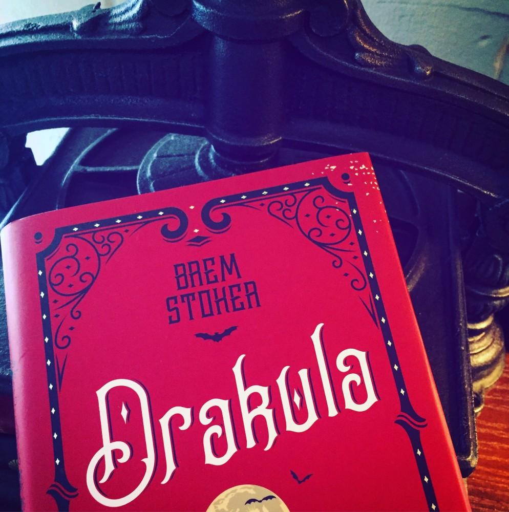 Drakula, roman. Brem Stoker