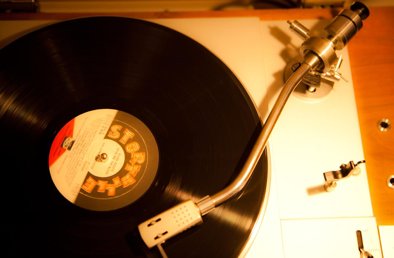Gramofon Toshiba : Blues Story