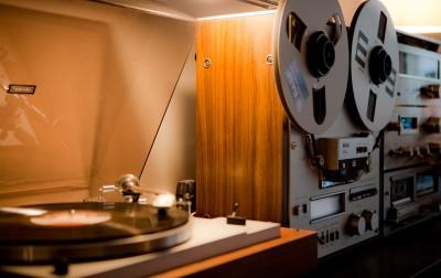 Hi-Fi Audio : Vintage Stereo Setup
