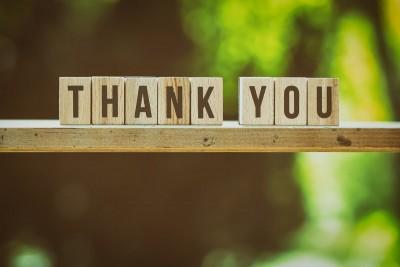 Kako se na engleskom kaže hvala?
