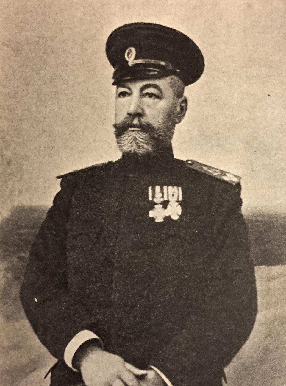 Ilija M. Gojković (1854-1917), počasni ađutant Nj.V.K, general i vojni ministar u vladi Kraljevine Srbije