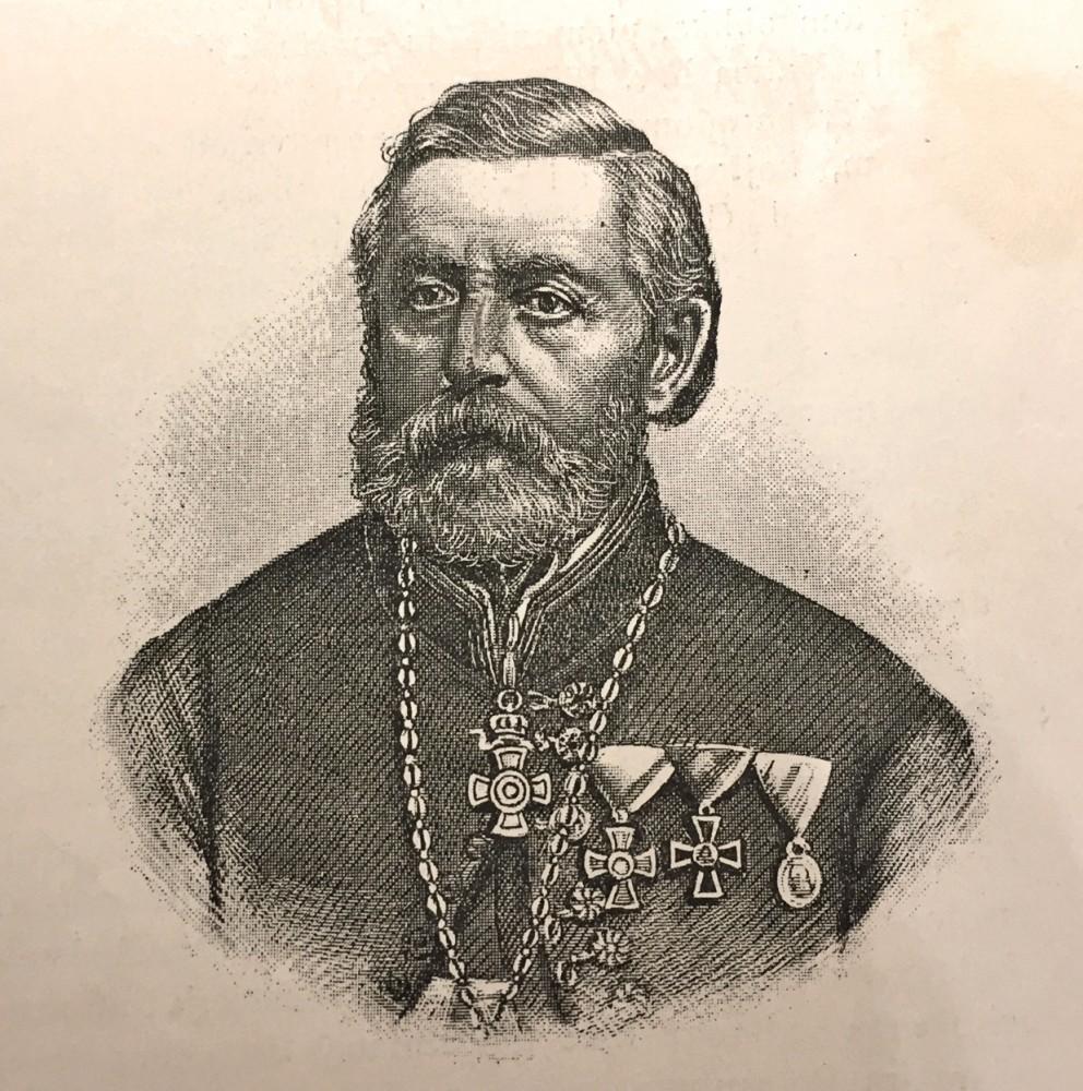 Jovan Sundečić, portret