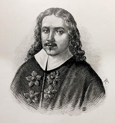 Junije Džono Palmotić (Dubrovnik 1606-1657) dubrovački plemić, pisac i pesnik