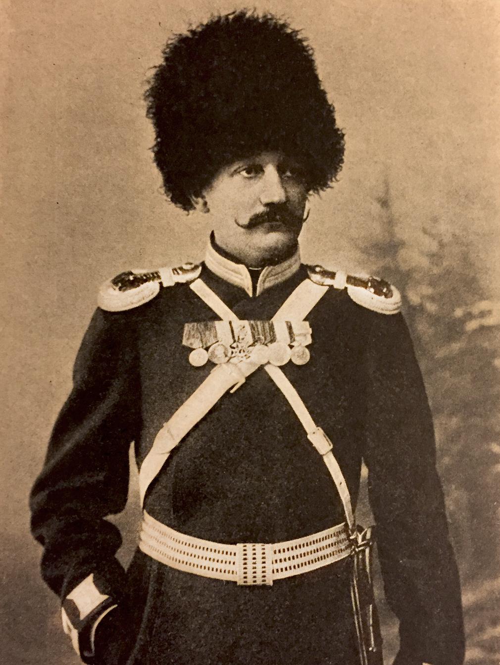 Nj. V. Knez Arsen Karađorđević