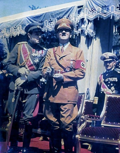 Knez Pavle u poseti Adolfu Hitleru, Berlin 1939