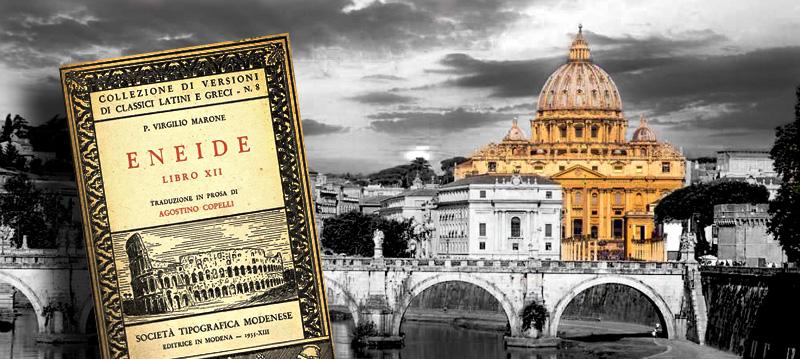 Italijanske knjige, baner
