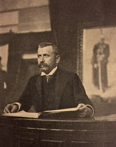 Kosta L. Timotijević, političar, senator, ministar pravde Kraljevine Srbije i Kraljevine SHS