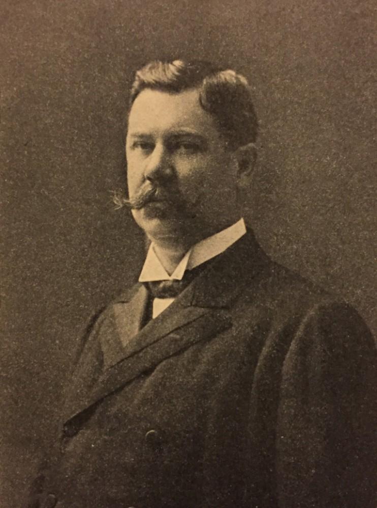 Marko P. Trifković iz Beograda (rođ. 1864), ministar pravde 1906-1908