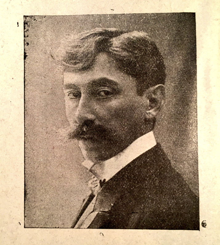 Milorad J. Mitrović, pesnik (1867-1907)