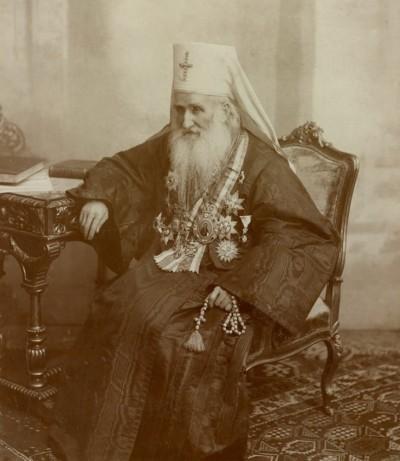 Mitropolit beogradski Mihailo (Miloje) Jovanović