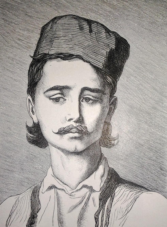Mladić iz Crne Gore (1876)