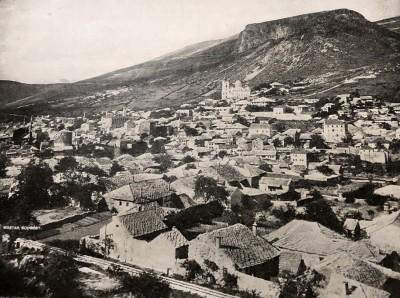 Grad Mostar u Hercegovini početkom XX veka