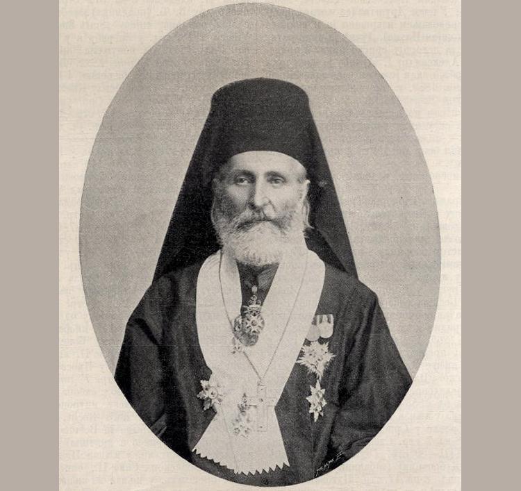 Arhimandrit Nićifor Dučić, srpski književnik