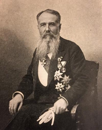 Nikola P. Pašić predsednik Ministarskog saveta