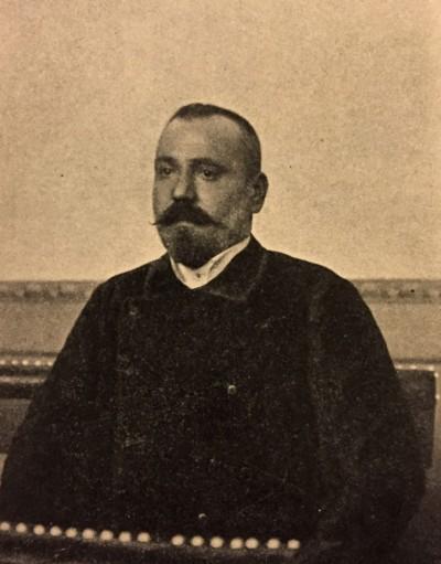 Pavle Ružić, ekonom iz Rušnja, srez vračarski (rođ. 1862), narodni poslanik za okrug beogradski 1908. god.