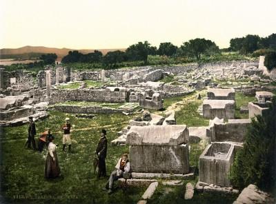 Salona, Solin, Dalmacija 1890-1900 (HQ)
