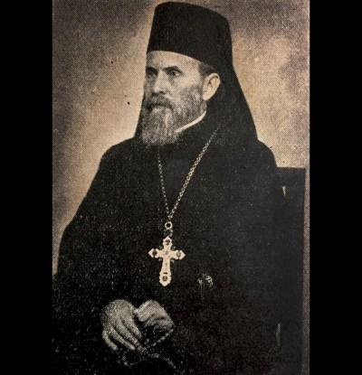 Sava Petković, arhimandrit manastira Krušedola