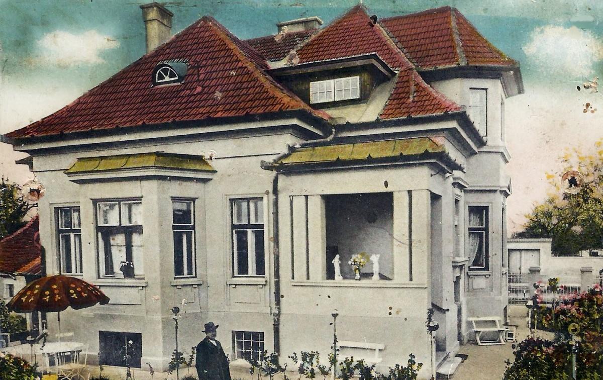 Vila G. Manigodića, Sremska Mitrovica. Stari Šor, kuće br. 1298