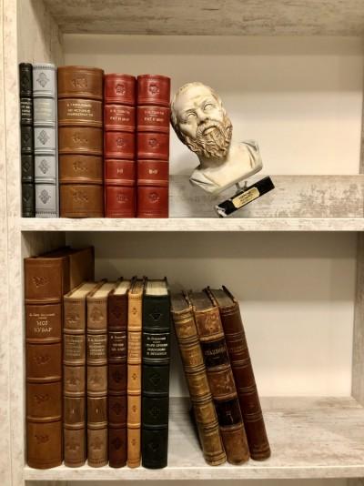 Sokrat : čuvar starih srpskih knjiga