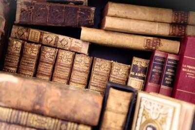 Francuske i italijanske knjige XVIII vek