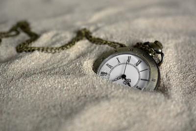 Stari izgubljeni džepni sat