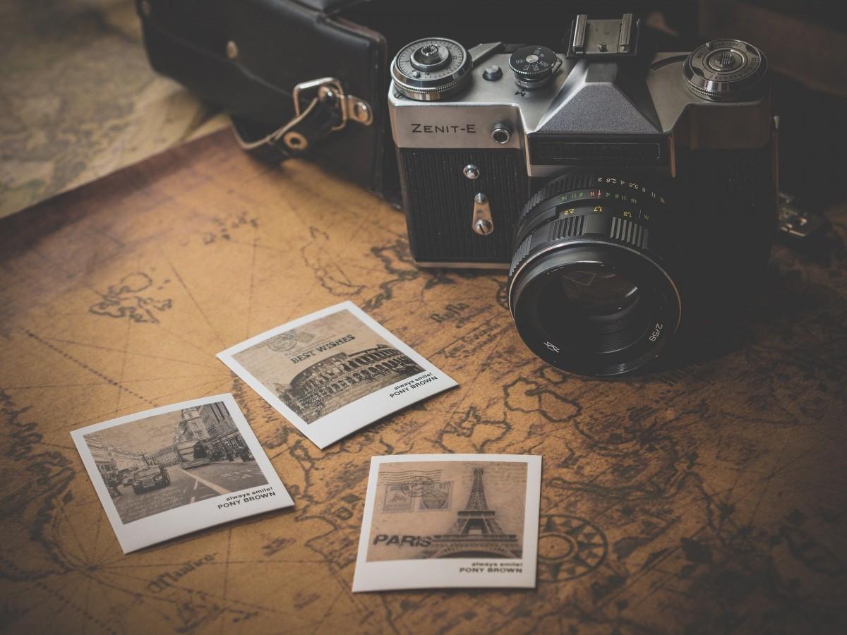 Stari Zenit fotoaparat. Uspomene sa putovanja