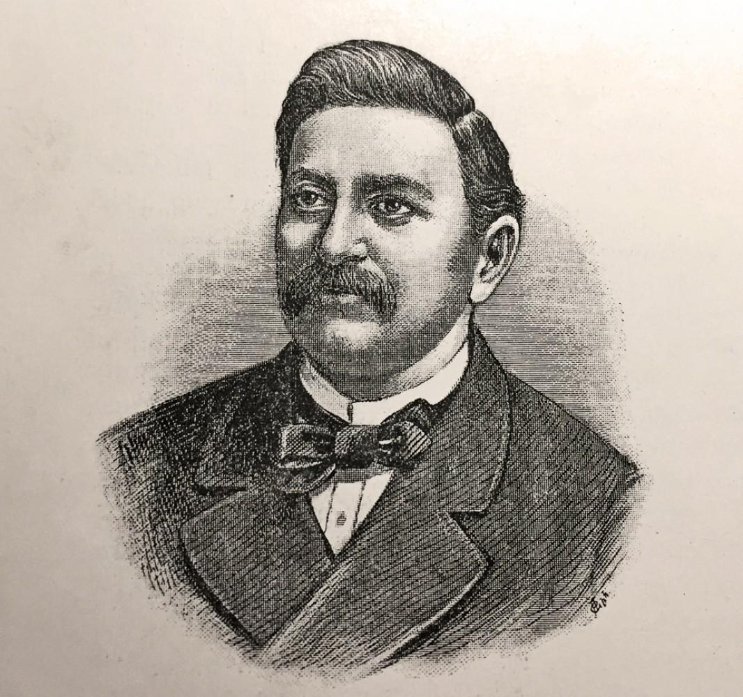 Stjepan Mitrov Ljubiša 1824-1878