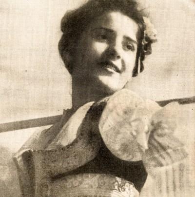 Šumadinka - slika iz 1942. godine