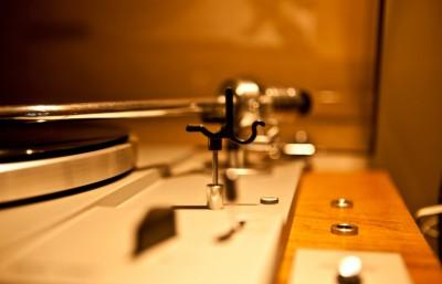 Gramofon Toshiba : Detalj 01