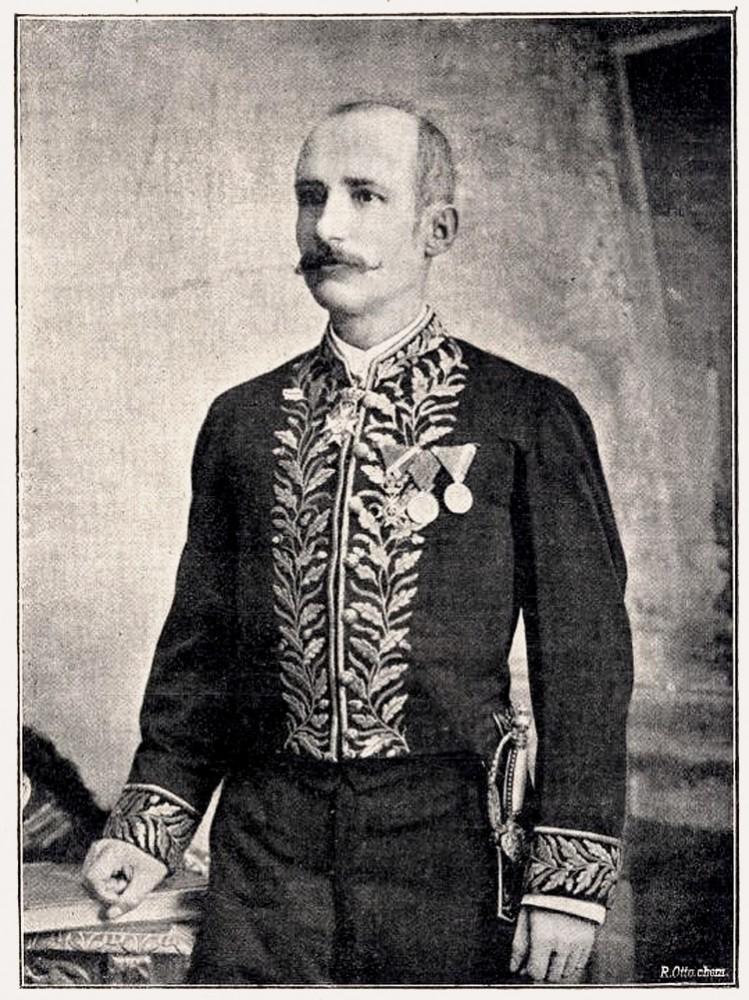 Vladimir Karić (1848-1894), srpski geograf, publicista i diplomata