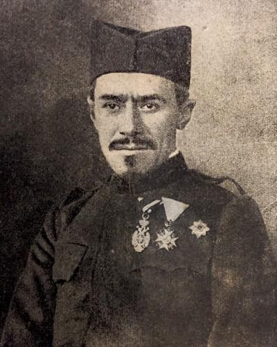 Živojin O. Dačić, profesor, pisac, odlikovani vojnik, narodni prosvetitelj